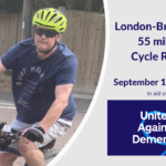 Dave London Brighton 150x150 - Development Manager Dave, Cycles London-Brighton for Alzheimer's Society