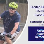 Dave London Brighton 150x150 - Development Manager Dave, Cycles London-Brighton for Alzheimer's Society