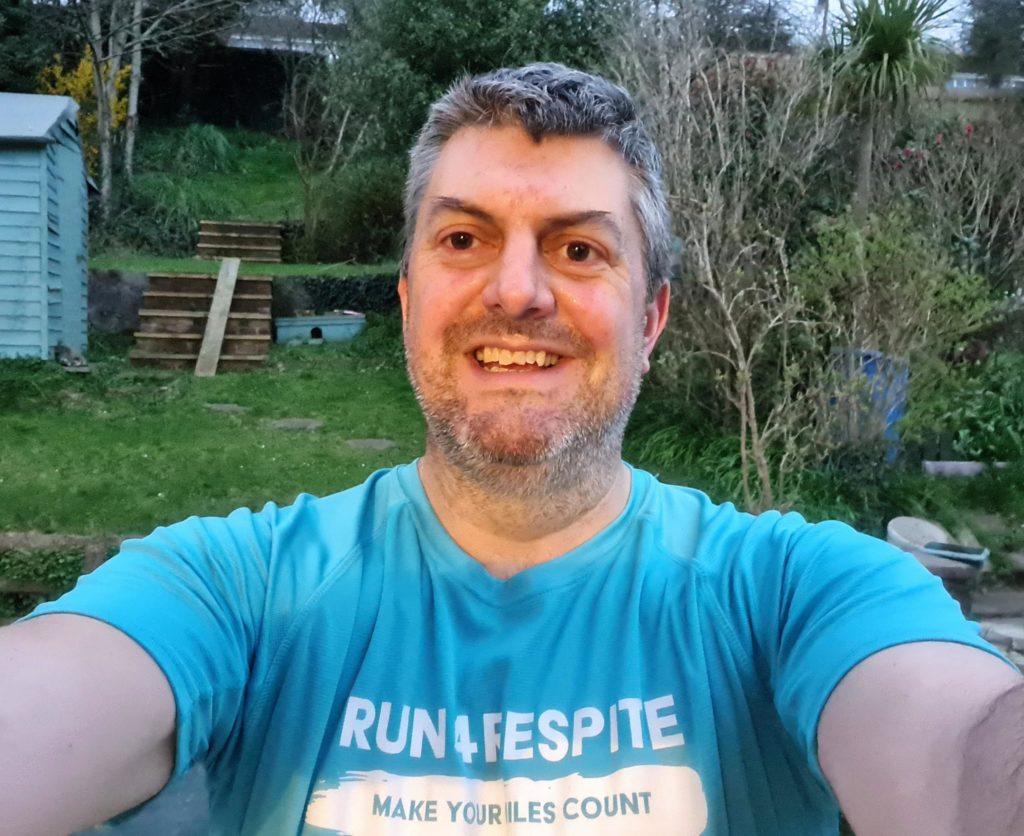 Jim 1024x836 - Success for the KFA team in 'Run 4 Respite' - Day 26