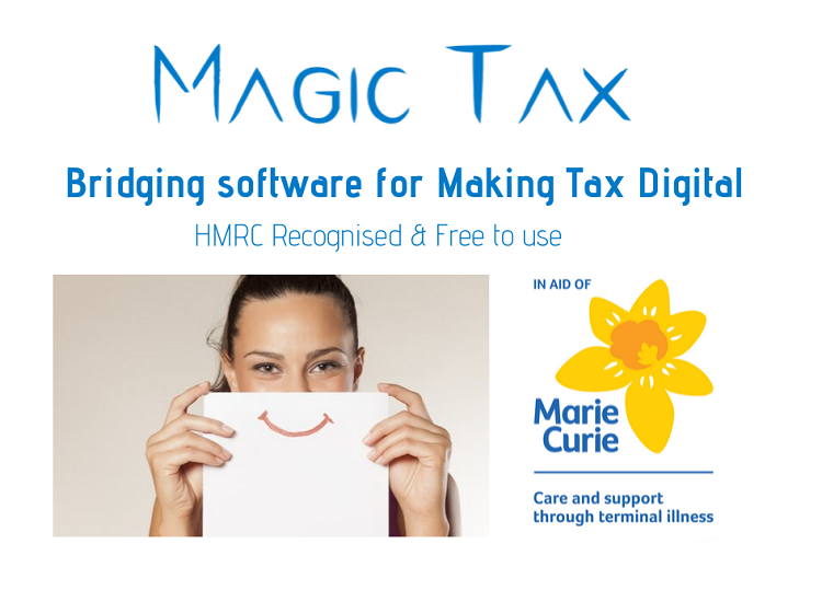 Magic Tax 2 - Blog