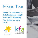 Magic Tax Update Jan 2021 150x150 - Magic Tax Continues to help businesses comply with Making Tax Digital in 2021