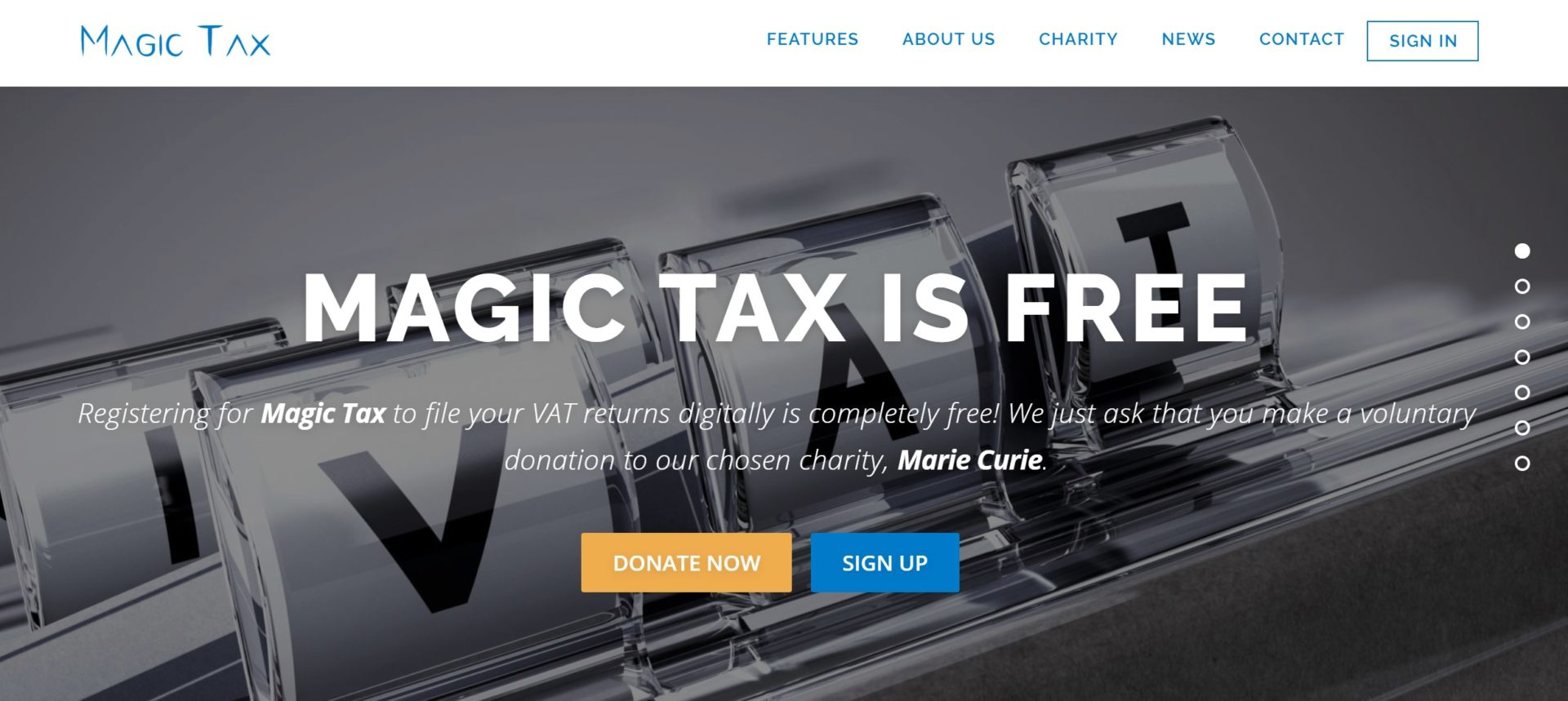 Magic Tax is FREE 2 1920x859 - Magic Tax User Guide Video