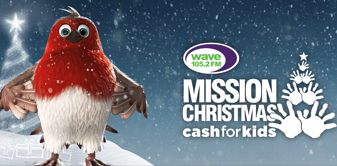 Mission Christmas Cash for Kids 2020 - Mission Christmas Cash for Kids Appeal 2020