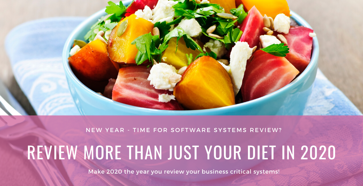 New Year Software Systems Review  2020 1170x600 - New Year, Time for a Software Systems Review?
