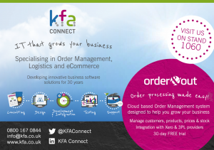 TBS Nov 2017 300x211 - KFA Connect at The Business Show - Nov 2017, Olympia London