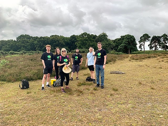 Test Team Charity Walk for HIOWA July 2019 2 - They did it! For Hampshire & Isle of Wight Air Ambulance