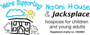 We are supporting Naomi House Jacksplace 300x117 - Jim did it! RideLondon-Surrey for Naomi House & Jacksplace