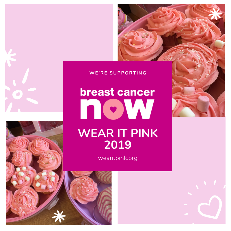 Wear it Pink 2019 KFA Connect - Blog