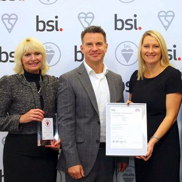 iso9001 - BSI ISO 9001 certification