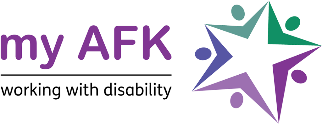 my afk logo 1024x397 - Dan & Anna take on South Downs Way for 'my AFK'